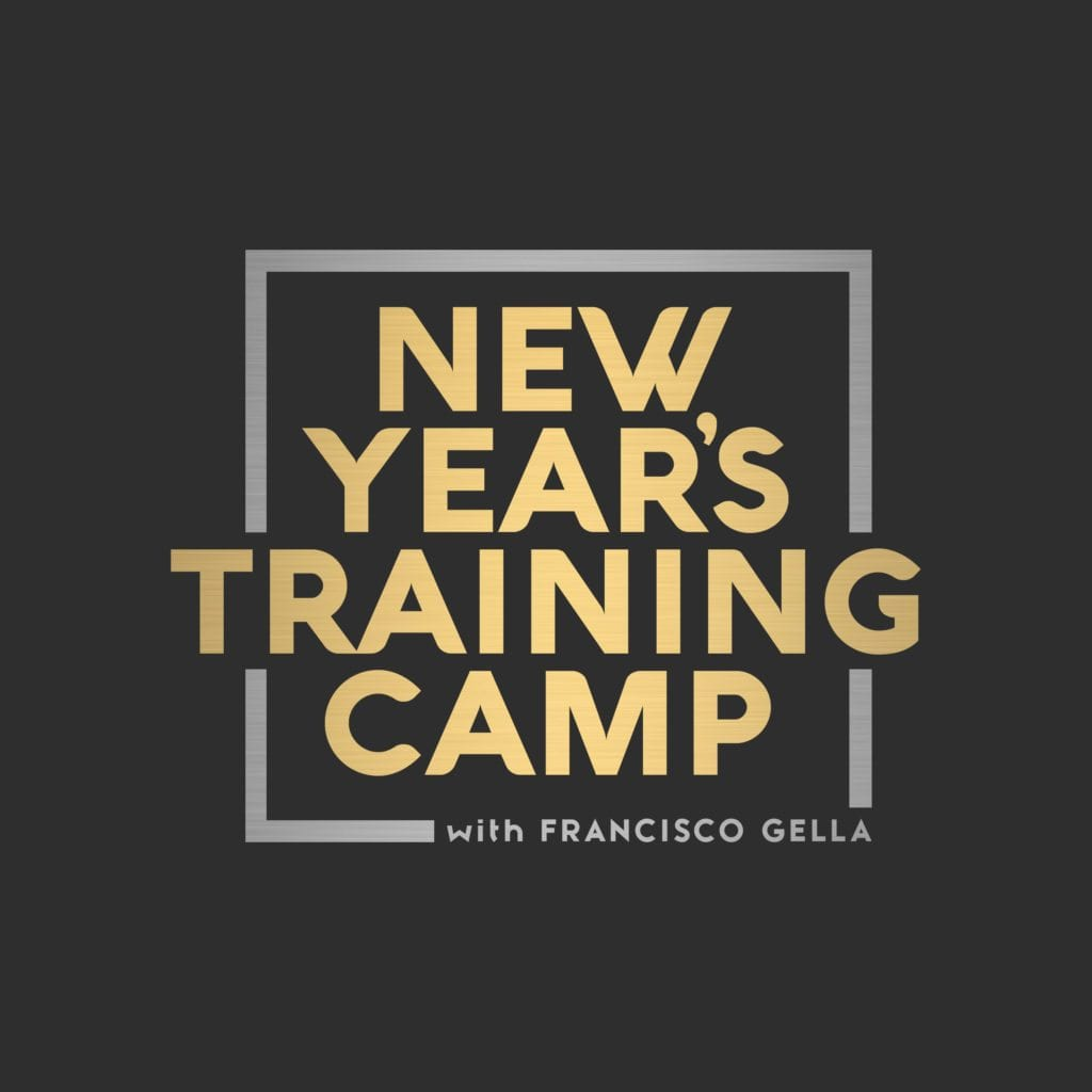 NEW YEARS TRAINING CAMP 2018: Los Angeles, CA